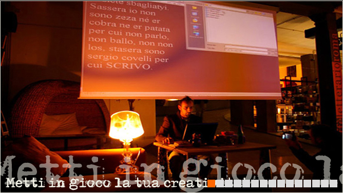 Sergio Covelli Website
